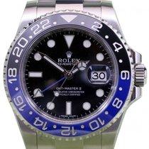 Ρολεξ (Rolex) GMT-Master II 116710BLNR Blue Black Ceramic...