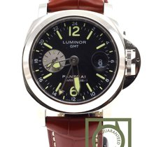 Panerai Luminor GMT Automatic steel 44mm NEW