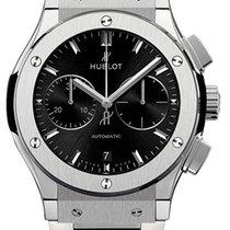 Hublot Classic Fusion Chronograph Titanium Men's Watch