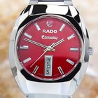 Rado Conway Men's Stainless Steel Automatic Watch 70's...