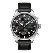 IWC Pilot's Watch Chronograph 21% VAT included
