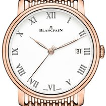 Blancpain Villeret 8 Days Automatic 42mm 6630-3631-mmb
