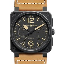 Bell & Ross BR03-94 Chronograph 42mm BR03-94 Heritage