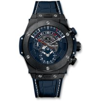 Hublot Big Bang 45mm Unico · Chronograph Retrograde UEFA...