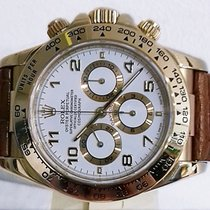 Rolex Daytona Cosmograph Yellow Gold ref. 16518 B&P