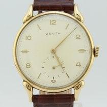 Zenith Vintage Manual Winding 18K Gold