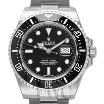 ロレックス (Rolex) Sea-Dweller Black/Steel Ø43mm - 126600
