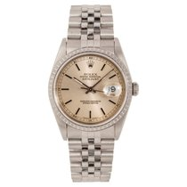 Rolex Pre-Owned DateJust 16200 1991 Model