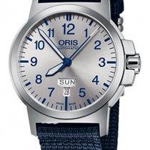 Oris Men's 735 7641 4161-07 5 22 26 Bc3 Advanced Watch