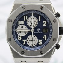 オーデマ・ピゲ (Audemars Piguet) Royal Oak Offshore Chronograph Navy...