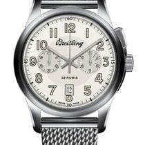 Breitling Transocean Men's Watch AB141112/G799-154A
