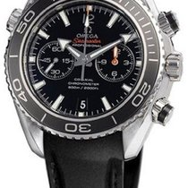 Omega 232.32.46.51.01.003 Planet Ocean 600M Men Chrono...