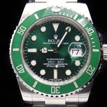 "Rolex Submariner Green ""Hulk"""