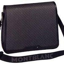 Montblanc SIGNATURE BLACK MESSENGER BAG