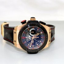 Hublot King Power Gold F1 Great Britain Limited Edition 250pcs
