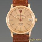 Omega Constellation 18 K Gold F300Hz Electronic Chronometer...