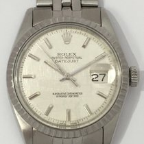 Rolex Datejust Steel with Silver Dial, Ref: 1603