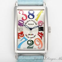 Franck Muller LONG ISLAND CRAZY HOUR 1200 CH COLOR DREAMS...