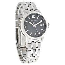 Tissot PRC 200 Series Mens Black Dial Swiss Quartz Watch...