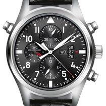 IWC Pilot's Doppel Chronograph Rattrappante