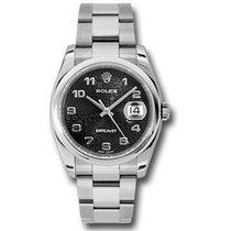 Rolex Datejust 36mm - Steel Domed Bezel - Oyster Bracelet