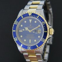 Rolex Oyster Perpetual Submariner Date Blue