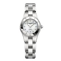 Baume & Mercier Linea Steel Automatic Diamonds Dial 27mm