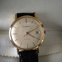 Cortébert Automatic with date Gold plated