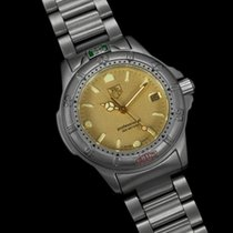 TAG Heuer Professional 4000 Mens Midsize Diver Watch -...