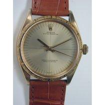 ロレックス (Rolex) 750/- Armbanduhr, Chronometer, Automatik