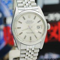 Rolex Datejust Stahl/WG Lünette Ref:16014 von 1979-1980
