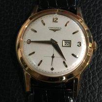 浪琴 (Longines) Vintage calibre 23ZD 18k Pink gold