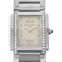 Patek Philippe stainless steel Lady Twenty~4