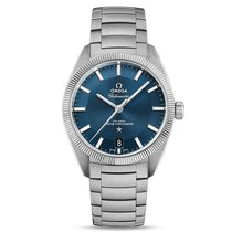 Omega Constellation  Stainless Steel Mens watch 130.30.39.21.0...