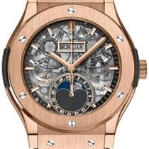 Hublot Classic Fusion 42mm Automatic Aerofusion Moonphase