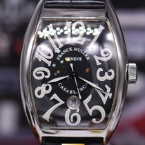 Franck Muller Casablanca Ss Gents 8880 C Dt Automatic Black...