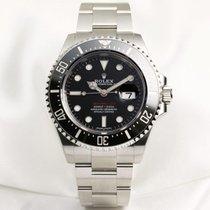 Rolex Unworn Factory Sealed Rolex Sea-Dweller Single Red...