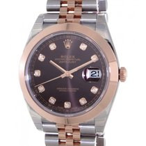 Rolex Datejust II 126301 Steel, Rose Gold, 41mm