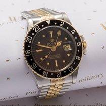 "Rolex GMT Master 1675 ""nipple""dial full set"