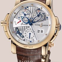 Ulysse Nardin Sonata · Cathedral Dual Time 676-88
