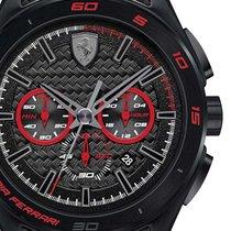 Scuderia Ferrari 0830344 Gran Premio Chronograph Herren 45mm 5ATM