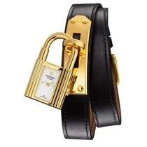 Hermès Kelly Steel Ladies PM Quartz Watch Ref KE1.201.170/VBN1