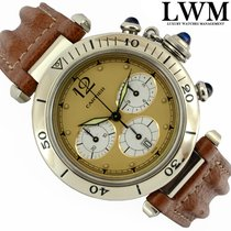 Cartier Pasha cronografo W31004H3 – 1050 Quartz 1998