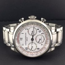 Baume & Mercier Capeland Chronograph 42mm Stainless Steel...