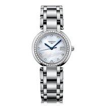 Longines PrimaLuna Diamond Ladies Watch L81120876