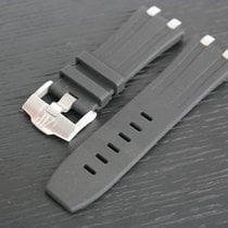Audemars Piguet Royal Oak Offshore Black Rubber Strap + Buckle...