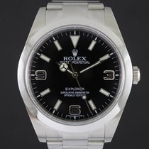 Rolex Explorer, 39mm, Perfect Condition, Full Set