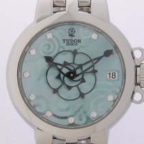 Τούντορ (Tudor) Clair de Rose Stahl Automatik Diamond 34mm