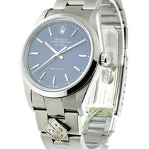 Ρολεξ (Rolex) Used 14000M_used_blue_stick Air King 1400M in...