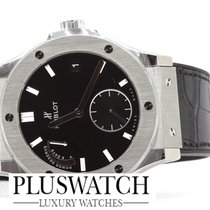 ウブロ (Hublot) CLASSIC FUSION POWER RESERVE TITANIUM 45 mm NEW T